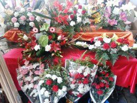 Centros de flores en León