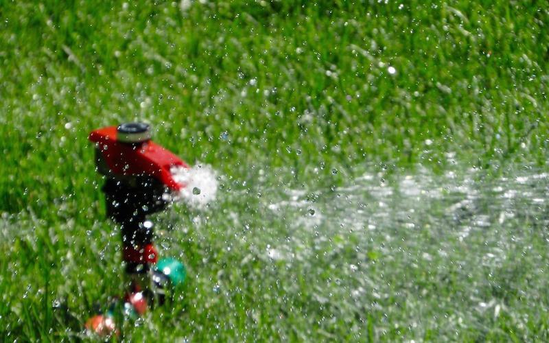 Sistemas de riego en León
