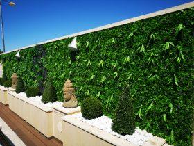 ViverJardín – Instalación Jardín vertical